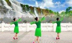 云裳广场舞一个好女人 正反面动作演示