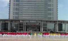 刘荣广场舞舞动中国 大众版 300人齐跳