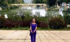 叶子广场舞跳到北京 分解动作教学与背面演示