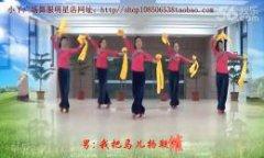 小丫广场舞张灯结彩 演教版 原创舞蹈