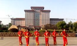 安庆小红人广场舞北江美