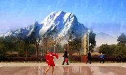 安庆小红人广场舞雪山姑娘 编舞:格格