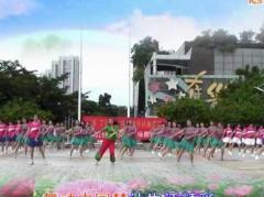 刘荣广场舞舞动中国 跳到香港