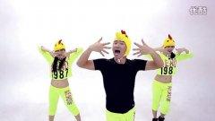 王广成广场舞最炫广场舞 正背面演示与口令分解动作教学 超级洗脑神曲