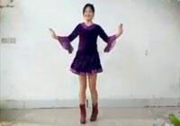 阿采广场舞中国有个小地方 含背面演示与分解教学