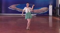 美久广场舞梦里的姑娘 含背面演示与分解教学