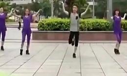 廖弟广场舞真的不容易 含背面演示与分解教学