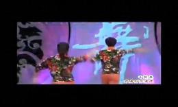 廖弟广场舞中国美 背面演示