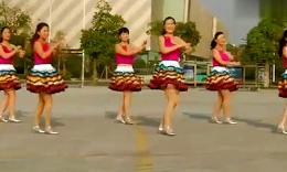 阿文贝贝广场舞真的不容易
