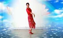阿采广场舞风含情水含笑 含背面演示与分解教学