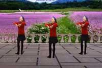 蓝天云广场舞重要的事情要说三遍 含正背面演示与分解教学