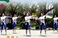 刘荣广场舞暖暖的幸福 含背面演示与分解动作教学