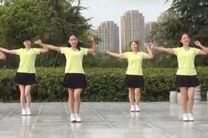 茉莉广场舞暖暖的幸福 含背面演示与分解教学