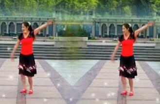 金灿灿广场舞舞动中国