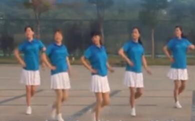 方强农场红姐广场舞暖暖的幸福 正背面演示及分解动作教学