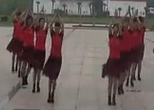 方强农场红姐广场舞舞动中国