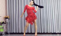 青青世界广场舞热辣女人 含背面演示与分解动作教学