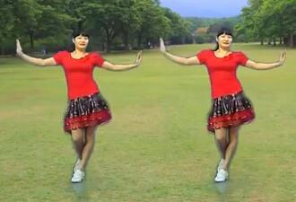 益馨广场舞美美哒 正背面演示与分解动作教学