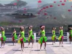 刘荣广场舞舞动中国 含背面分解动作教学