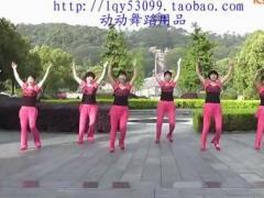 动动广场舞舞动中国 含背面分解动作教学