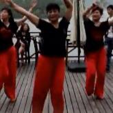 达州兰草广场舞舞动中国