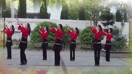 紫嫣荷风清韵广场舞中国美