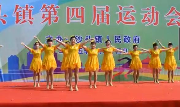 莉莉广场舞舞动中国