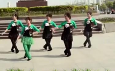 楚悦广场舞《北江美 》